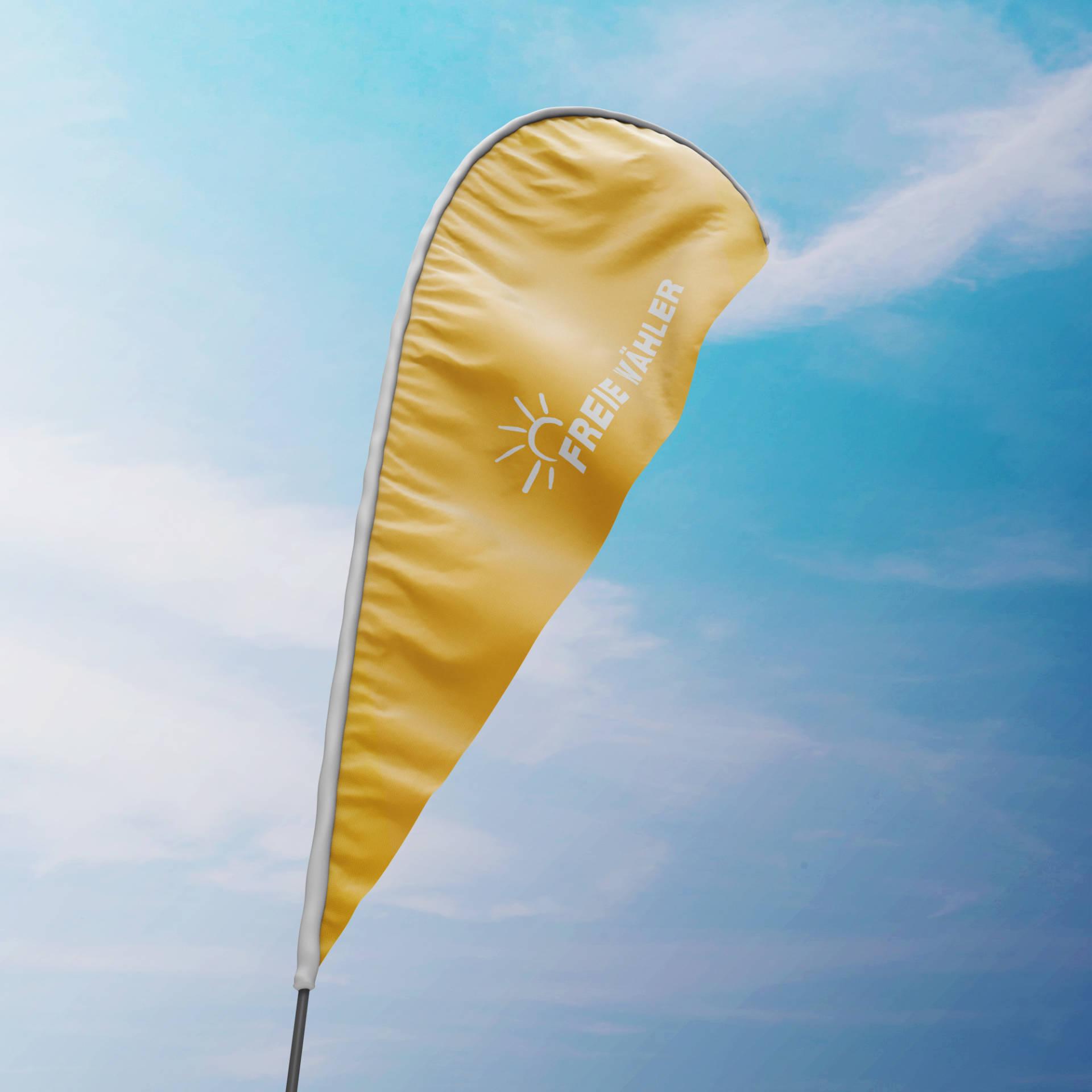 Beach Flag Large